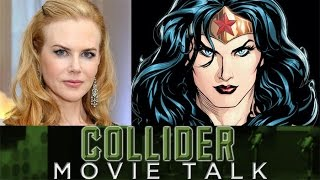 Collider Movie Talk - Wonder Woman Finds Its Villain? Kung-Fu Panda 3 Trailer