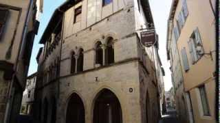 Club des Sites de Tarn et Garonne - Saint Antonin Noble Val