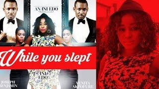 While You Slept  [Official Trailer] Latest 2015 Nigerian Nollywood Drama Movie