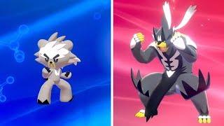 Pokémon Sword & Shield DLC Isle of Armor & Crown Tundra Overview Trailer Nintendo Direct 2020 HD