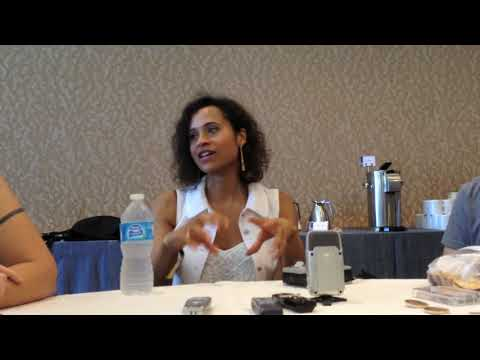 Comic Con News: Angel Coulby discusses Merlin Season 5 & Gwen