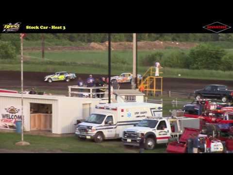 Stock Car -- 6/23/17 -- Rapid Speedway