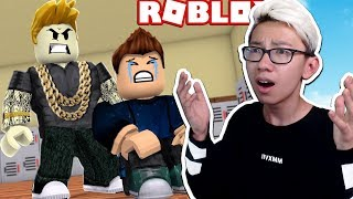 A SAD ROBLOX BULLY LOVE STORY!! *REACTION*