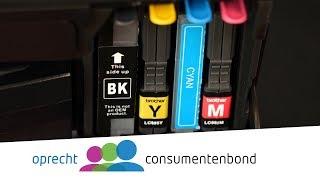 Met deze inkttrucs print je veel goedkoper (Consumentenbond)