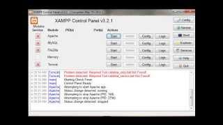 Appache server not start in XAMPP..Solution is here.