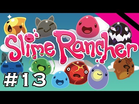 Slime Rancher - Let's Play - Episode 13 - Largo Breeding