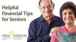 Helpful Financial Tips for Seniors