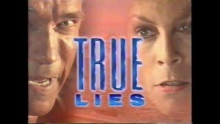 True Lies (1994) - Chamada Tela de Sucessos Especial Inédito - 10/10/1997