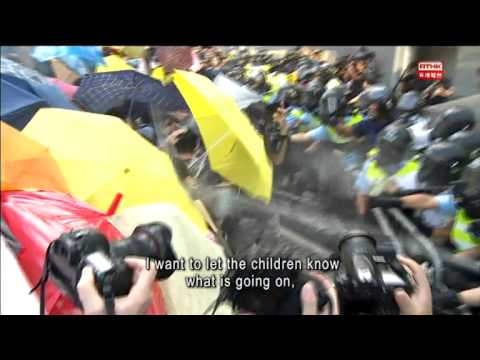 Arts and Creativity in Umbrella Movement@HK, Part II (2014/10/28)
