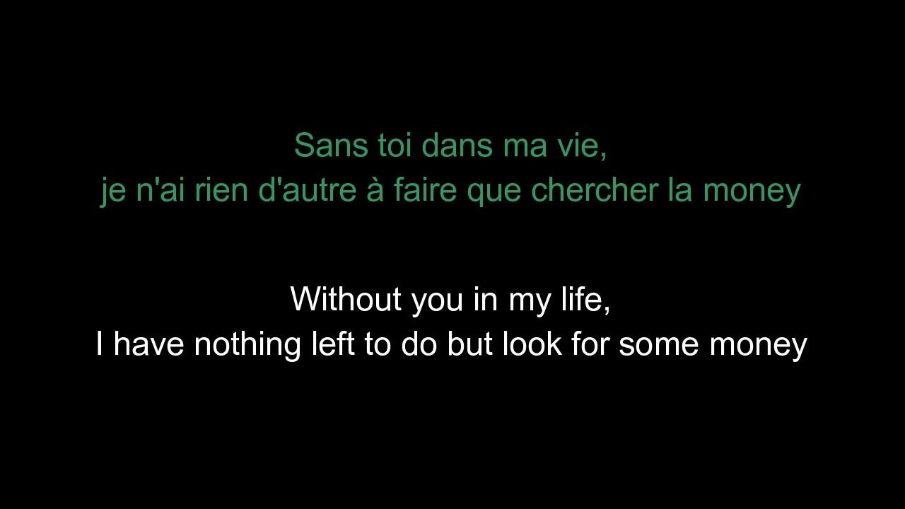 Kalash - Taken (Lyrics Video + English subs) READ THE DESCRIPTION!!!