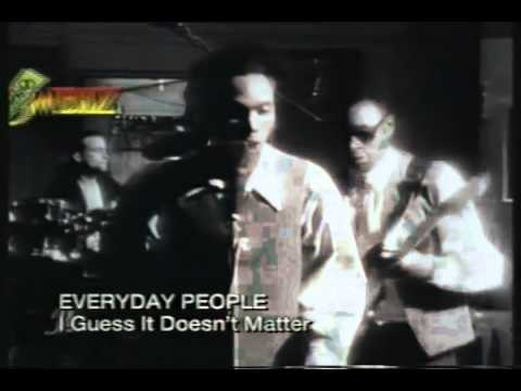 Everyday People - I guess it doesn't matter ft. Desi Campbell