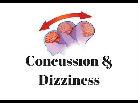 Concussion and Dizziness: How Are They Related