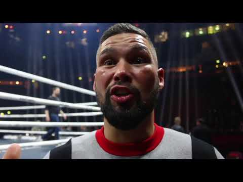 'HIS FATHER CHRIS EUBANK SNR HAS BEEN USELESS FOR HIM' -TONY BELLEW REACTS TO GROVES WIN OVER EUBANK