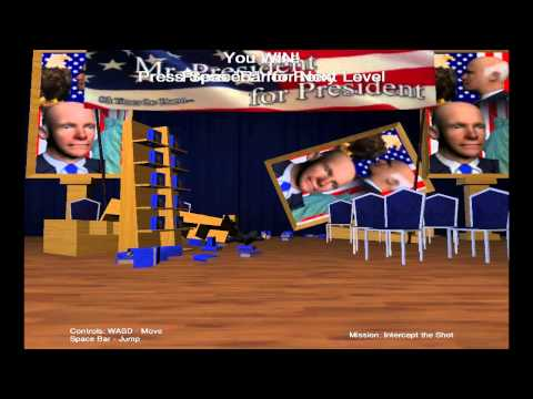 Mr President Gameplay and Commentary
