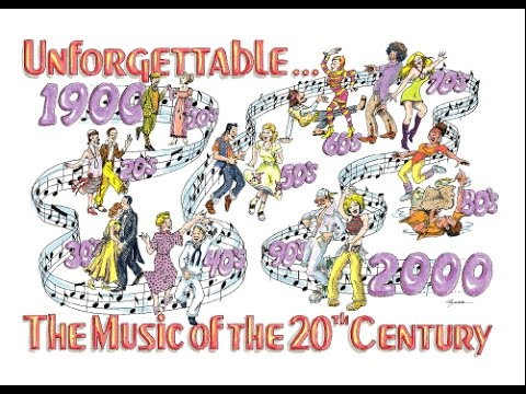 music through the decades Popular music in the 1940s comprised of swing, jazz and big band music early in the decade these styles suffered in popularity due to musicians' strikes in 1942 and 1948 and eventually gave way to crooners later in the decade swing music typically involves a lot of brass instruments that are led by a strong rhythm section.