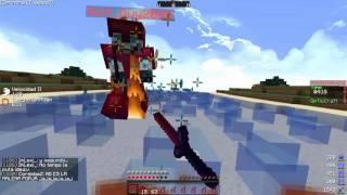 Minecraft PvP || Kaneki vs Hacker || L ||