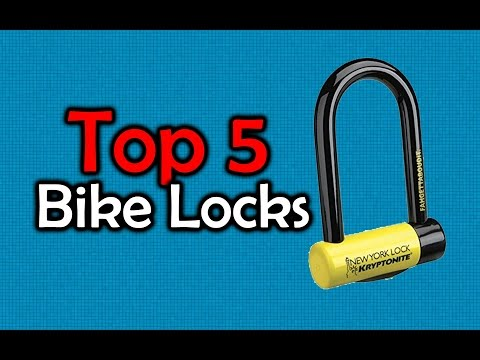 Best Bike Locks - The Top 5 Locks For your Bike