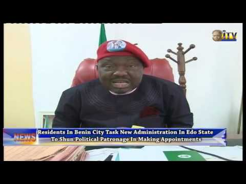 Residents In Benin City Task News Administration In Edo State To Shun Political Patronage