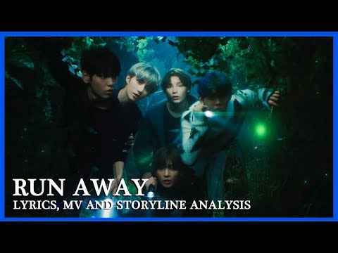 TXT RUN AWAY Meaning and Storyline Explained: Lyrics and MV Breakdown and Analysis