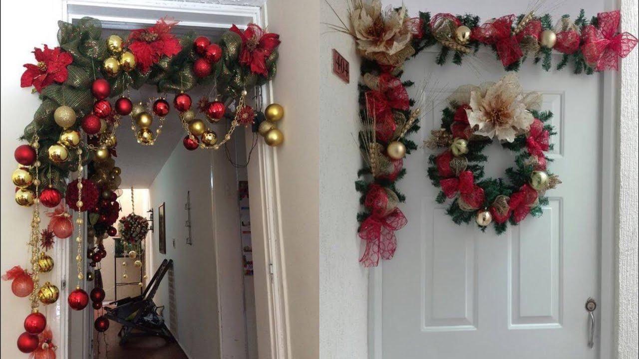 Ideas para decorar guirnaldas navidenas 2018 c mo - Adornos para navidad ...
