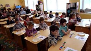 Обучение грамоте в подготовительной группе №9 2