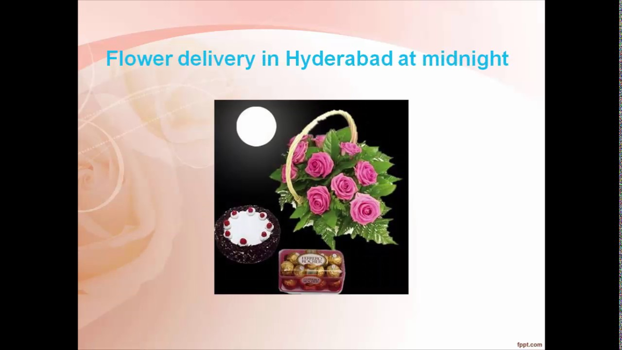 Fresh Flowers Delivery In Hyderabad Order Online Flowers Youtube