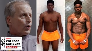 Rick Barnes transforming himself & Tennessee basketball into new SEC power | College GameDay