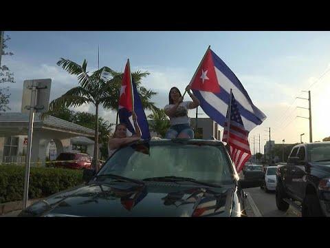 رئيس كوبا يتهم واشنطن بإثارة -اضطرابات اجتماعية- ببلاده ويدعو للتصدي للمتظاهرين ضد النظام الشيوع…  - 17:54-2021 / 7 / 12