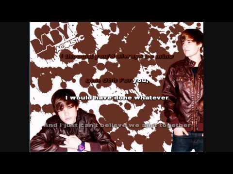 Baby - Justin Bieber (Acoustic) [Instrumental/Karaoke]
