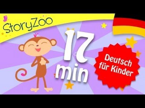 erste worter spielerisch lernen kinder lernen deutsch hilfe fur fluchtlinge youtube