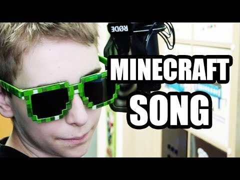MINECRAFT SONG for KIDS (by Misha)