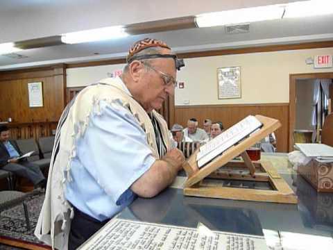 Selichot Sepharadi - Mizrachi 2011 - Baruch Mazor Beth-Abraham Brookline Massachusetts
