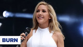 Ellie Goulding - Burn (Summertime Ball 2014)