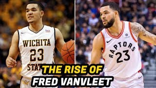 Fred VanVleet's NBA Story: NBA Draft Snub to Raptors Bench Mob