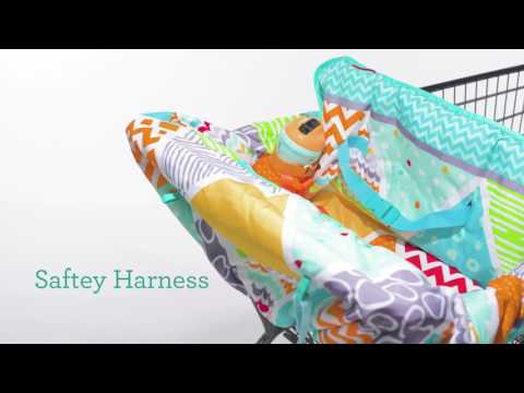 Infantino Compact Shopping Cart Cover