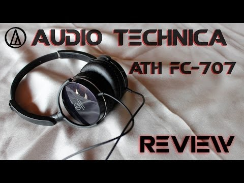 Audio Technica ATH-FC707 Review