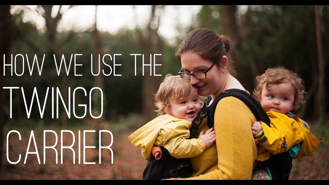 d9acf22d7dd How We Use The TwinGo Carrier - YouTube