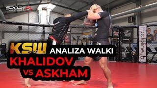 Czym Khalidov może zaskoczyć Askhama? Analiza walki
