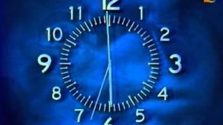Начало эфира ОРТ+Заставка Новостей ОРТ 1999 2000