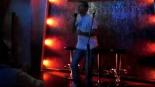 Bernardo dando el cante