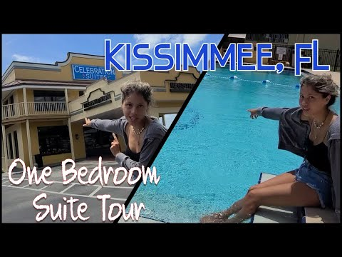 Celebration Suites At Old Town June 2020 Update One Bedroom Suite In Kissimmee Orlando Youtube