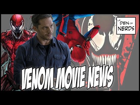 Venom Movie News | Filming Wrapped? Spider-Man, Carnage, & The Life Foundation