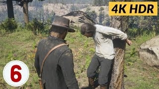 Paying A Social Call. Ep.6 - Red Dead Redemption 2 [4K HDR]