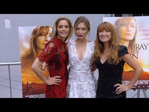 "Jane Seymour, Annabelle Stephenson, Christina Moore ""Pray for Rain"" Premiere Highlights"