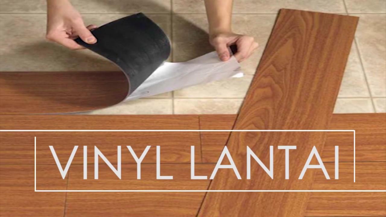 Vinyl lantai alternatif selain keramik dan granit  YouTube