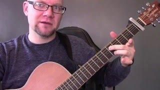 Jake Bugg - Strange Creatures Guitar Lesson