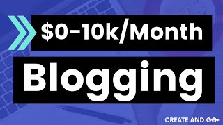Free 5-day blogging bootcamp : https://freecourses.createandgo.com/blogging-bootcamp-for-beginners/ start a blog in 10 minutes: https://www./watch...