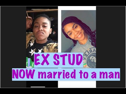 EX STUD, now MARRIED to A MAN!??