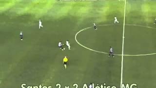 Top 10 - Os gols mais bonitos de Neymar no Santos (2009 - 2013)