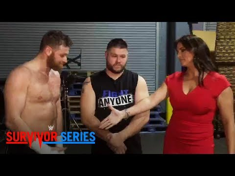 Owens & Zayn consider a move to Raw after a backstage meeting with Stephanie McMahon: Nov. 19, 2017
